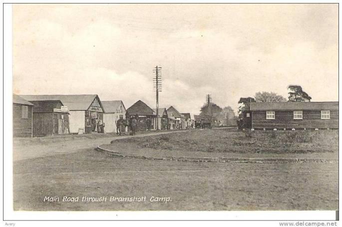 Bramshott-Camp