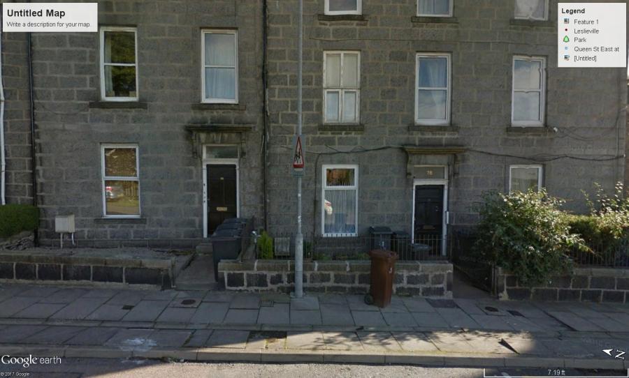 78 Leslie Terrace, Aberdeen