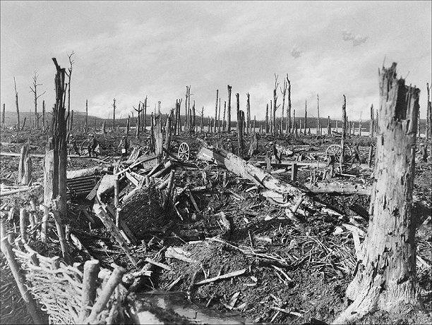Sanctuary Wood-1917