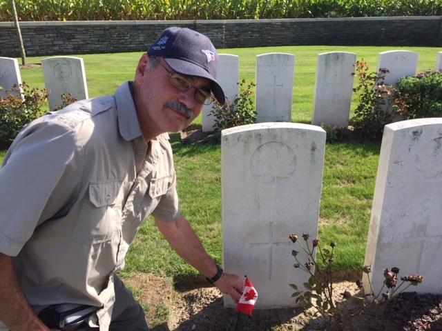 Jim3F McLennan Gravesite IMG_3300