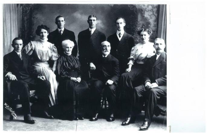 JimLittle Ancestors