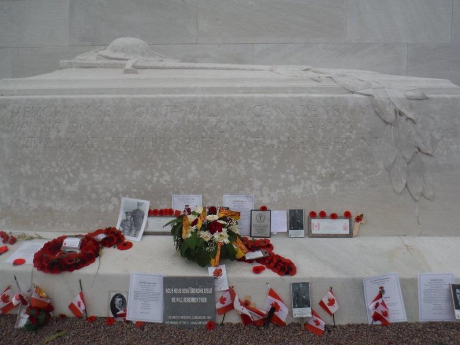 Vimy Tomb